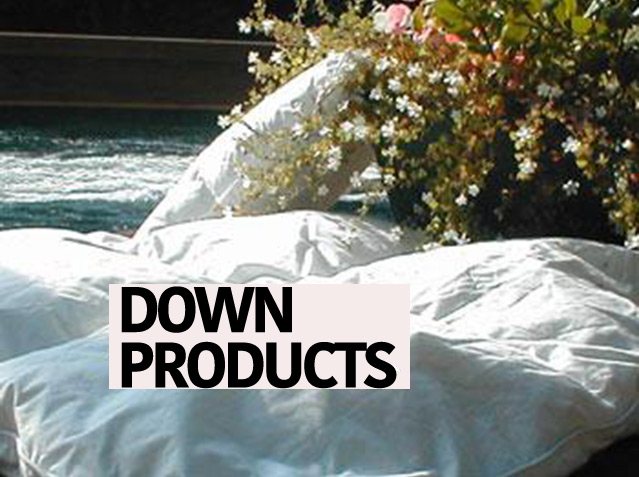 Down Products