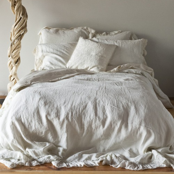 100 Linen Duvet Covers