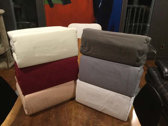 Flannel Sheet Sets 180 grm  $39.98 – $59.98
