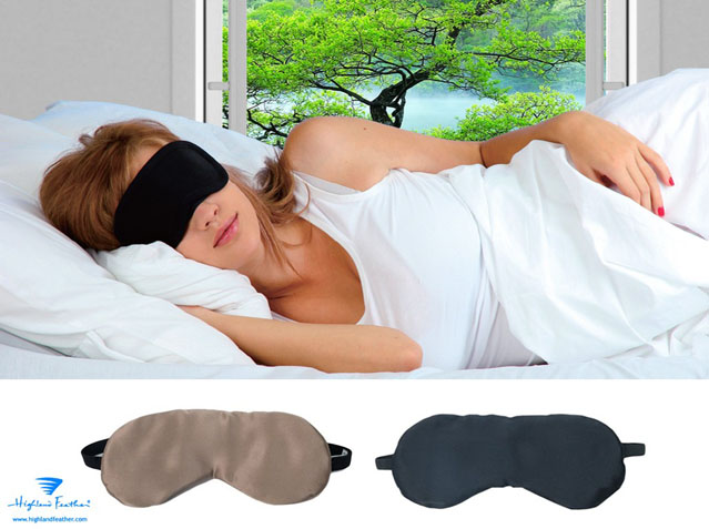 """Savannah"" Silk Sleep Mask $5.98"