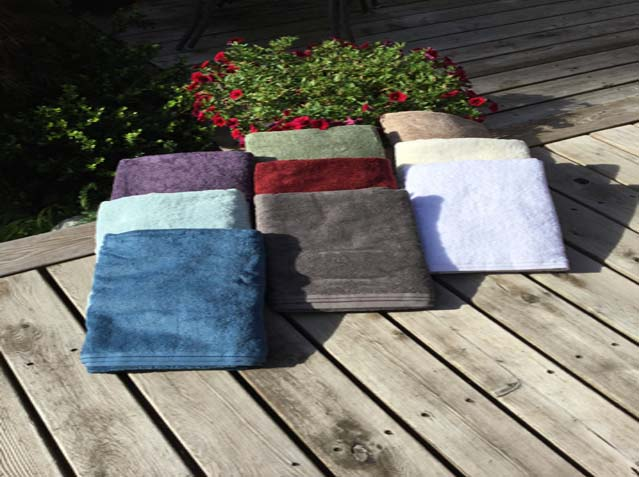 New Organic Towel Line