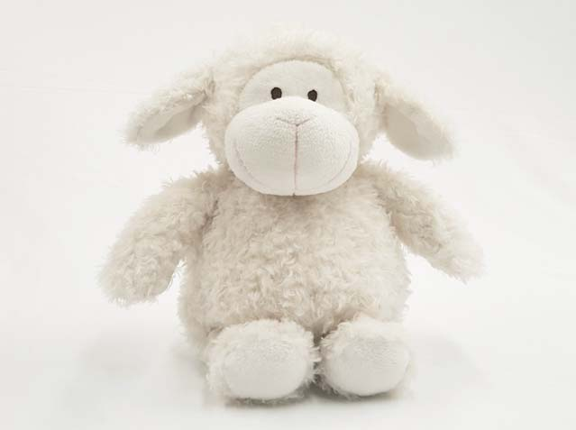 "Sleepytime Sheep  <strike>Reg $34.98</strike><font color=""red"" size=""5""> Now $28.98</font>"