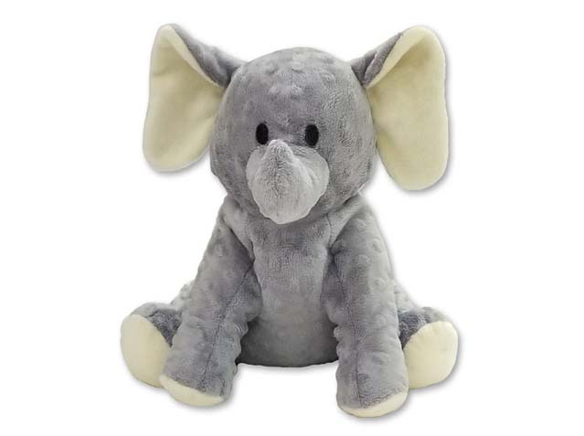"Sleepytime Elephant  <strike>Reg $34.98</strike><font color=""red"" size=""5""> Now $28.98</font>"