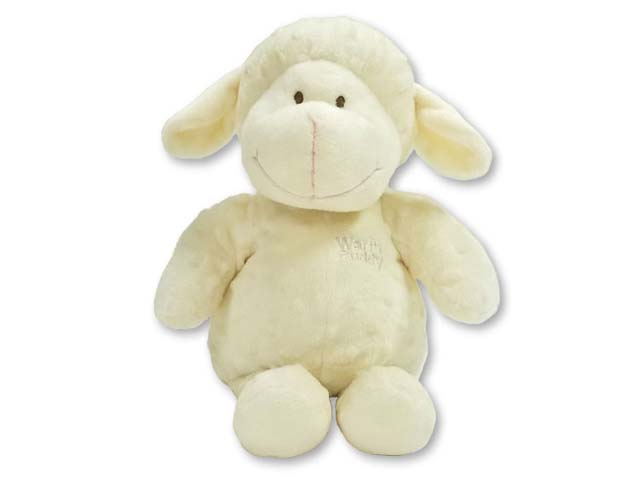 "Little Buddy Wooly Sheep  <strike>Reg $29.98</strike><font color=""red"" size=""5""> Now $22.98</font>"