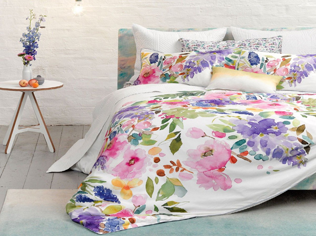 4 Fantastic New Patterns  by Bluebellgrey, Duvet Cover Sets  100% Cotton 300 Thead $99.98 to $129.98